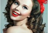 50s Womens Hairstyles for Long Hair 8 Best 1950s Hairstyles for Long Hair Images On Pinterest