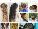 7 Easy Hairstyles for School 133 Best Back to School Hair Images In 2019