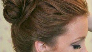 A Cute Bun Hairstyle 15 Messy Buns Hairstyles