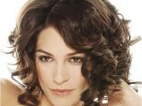 A Line Curly Hairstyles Perfect Curly Hairstyles for Medium Hair