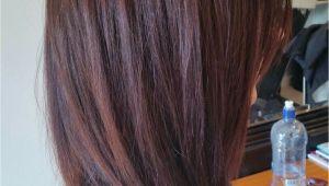 A Line Medium Hairstyles A Line Textured Long Bob Hair