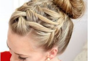 A List Of Hairstyles for School 76 Best School Dance Hairstyles Images