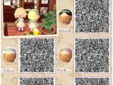 Acnl Hairstyle Colours 29 Best Animal Crossing Hair Images