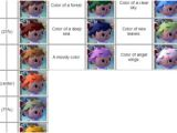 Acnl Hairstyle Colours Acnl Hairstyles and Colors Animal Crossing Colors and Leaves