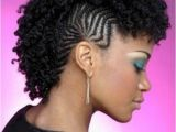 African American Braided Mohawk Hairstyles Best Mohawk Braided Hairstyles for Black Women Charming