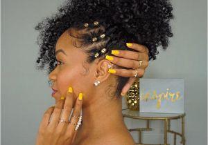 Afro Hairstyles for School N A T U R A L H A I R Kanky Hair Pinterest