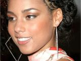 Alicia Keys Wedding Hairstyle Alicia Keys Wedding Hairstyle