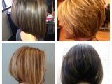 Aline Bob Haircut Pictures Inverted Bob Haircut Front and Back Hairstyles