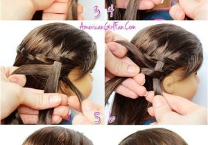 American Girl Doll Hairstyles for Long Hair 102 Best American Girl Doll Hairstyles Images On Pinterest