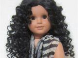 American Girl Hairstyles Josefina American Girl Custom Ooak Doll Pleasant Co Historical Josefina Curly