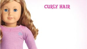 American Girl Hairstyles Josefina Doll Hair & Care