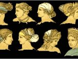 Ancient Greek Hairstyles Women Ancient Greek Fashion