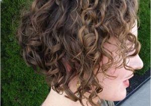 Angled Bob Haircut for Curly Hair Get An Inverted Bob Haircut for Curly Hair