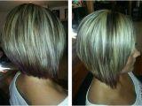 Angled Bob Haircuts Back View 20 Highlighted Bob Hairstyles