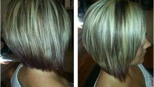 Angled Bob Haircuts Back View 20 Highlighted Bob Hairstyles