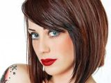 Angled Bob Haircuts with Bangs 20 Angled Bobs with Bangs