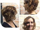Angled Bob Hairstyles for Curly Hair 18 Hot Angled Bob Hairstyles Shoulder Length Hair Short