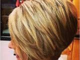 Angled Stacked Bob Haircut Pictures Stacked Angled Bob Haircut Allnewhairstyles