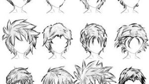 Anime Boy Hairstyles Drawings 20 Male Hairstyles by Lazycatsleepsdaily On Deviantart