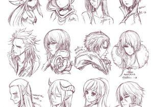 Anime Boy Hairstyles Drawings Anime Boy Haircut Recherche Google Malen Zeichnen
