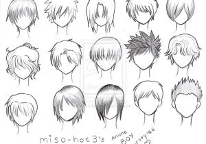 Anime Boy Hairstyles Drawings Best Image Of Anime Boy Hairstyles