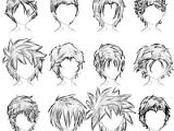 Anime Boy Hairstyles Names 20 Male Hairstyles by Lazycatsleepsdaily On Deviantart