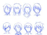Anime Boy Hairstyles Names Best Image Of Anime Boy Hairstyles