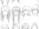 Anime Hairstyle Reference Pin by Gaby On Cute Drawing Ideas
