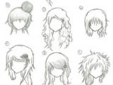Anime Hairstyles On Humans 200 Best Anime Hair Images
