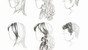 Anime Hairstyles Side View Hair Tutorialsed Help Drawing Faces at A Side View