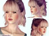 Anime Hairstyles Sims 3 My Sims 3 Blog Hair Retextures by I Like Teh Sims Sims 3