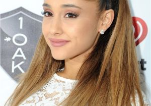 Ariana Grande Hairstyles Half Up Ariana Grande S Entire Hair and Beauty Evolution