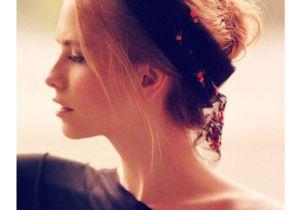 Artsy Hairstyles Lena Perminova by Nickolas Sushkevich Via Behance