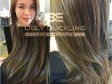 Asian Hair Color 2019 ash Green & ash Brown by Ugly Duckling