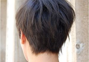 Asymmetrical Bob Haircut Back View Fresh & sophisticated asymmetric Bob Trendy Bob Cut
