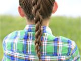 Athletic Braided Hairstyles How to Create A Chain Link Braid
