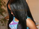 Back to School Hairstyles for Black Girls Little Black Girls Natural Hair Flat Ironed Back to School Washday