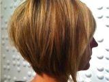 Back View Of Graduated Bob Haircut Graduated Bob Back View Hairstyles Glamorous Hair with