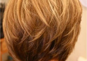 Back View Of Layered Bob Haircut Back View Bob Hairstyles Layered 18 with Back View Bob