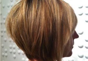 Back View Of Layered Bob Haircut Popular Short Haircuts for Women Choose the Right Short