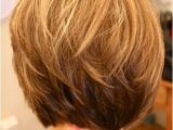 Back View Of Layered Bob Haircuts 30 Popular Stacked A Line Bob Hairstyles for Women