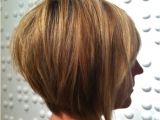 Back View Of Layered Bob Haircuts Popular Short Haircuts for Women Choose the Right Short