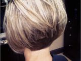 Back View Of Stacked Bob Haircut 21 Stacked Bob Hairstyles You'll Want to Copy now