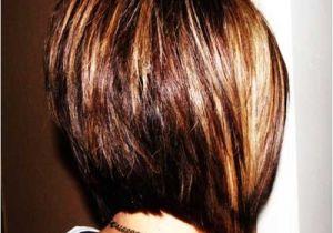 Back View Of Stacked Bob Haircuts Stacked Bob Haircut
