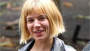 Bad Bob Haircut Sienna Miller S Bob Cut Hairstyles