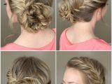 Ball Hairstyles Updo Buns 14 Fabelhafte Französische Twist Updos