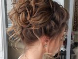 Ball Hairstyles Updo Buns 40 Creative Updos for Curly Hair In 2018