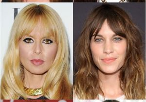 Bangs Hairstyles for Different Face Shapes the Best and Worst Bangs for Long Face Shapes