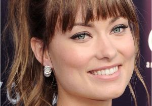 Bangs Hairstyles for Different Face Shapes the Best and Worst Bangs for Square Face Shapes