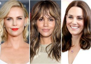 Bangs Hairstyles for Different Face Shapes the Most Flattering Haircuts for Oval Face Shapes